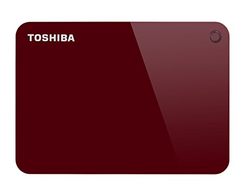 Toshiba Canvio Advance - Disco Duro Externo (2000 GB, 2.5