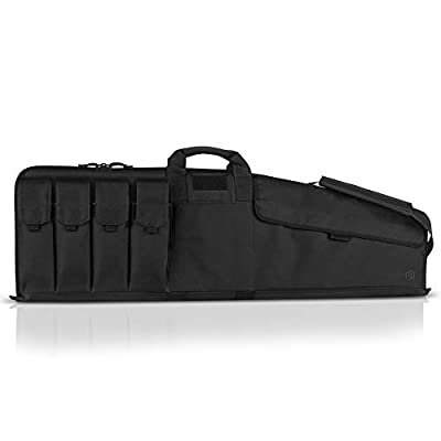 "Savior Equipment The Patriot 35"" Single Rifle Gun Tactical Bag - Obsidian Black"