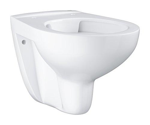 GROHE WC spülrandlos inkl. WC Deckel HGMBAD mit Absenkautomatik abnehmbar