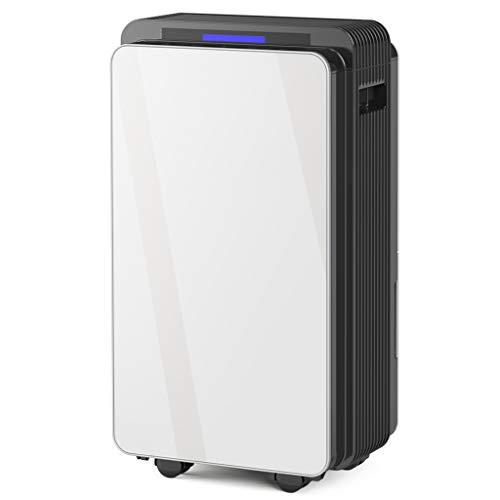 YLG dehumidifier 40l Luftentfeuchtung Luftentfeuchter, 2.5l Intelligente Konstante Luftfeuchtigkeit Zu Hause Schlafzimmer Keller Leise Trockene Feuchtigkeit Absorber