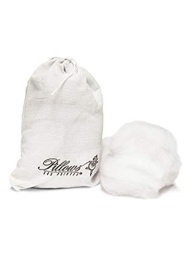 Lambs Wool 1 Oz. LLW White One-Size