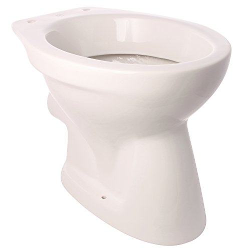 Gustavsberg Stand-WC Festival I Tiefspüler I Abgang waagerecht | Weiß I Toilette