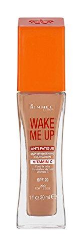 Rimmel Wake Me Up Foundation 200 Sand Podkład do twarzy