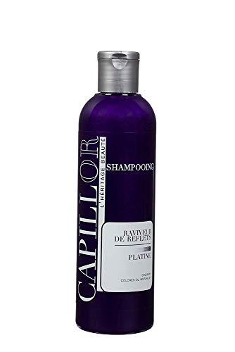 Capillor Shampooing Raviveur Platine - Pour...