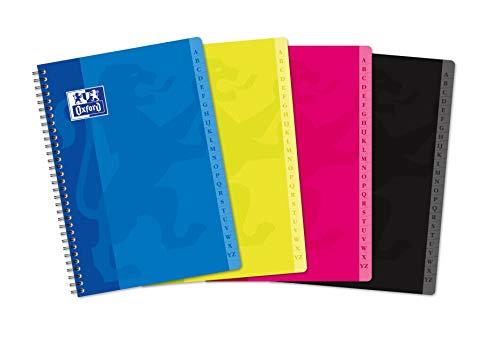 Oxford 100103166 - Lengüeta de índice, colores surtidos