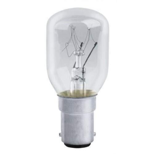 2 x 15w Koelkast gloeilamp SBC - vervangende lamp