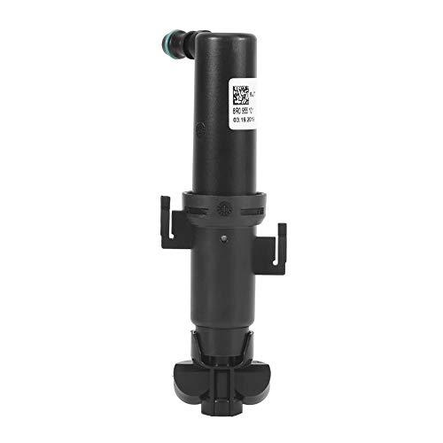 Qii lu koplamp Washer, linker voorste koplamp Washer sproeier Jet mondstuk druk Cilinder