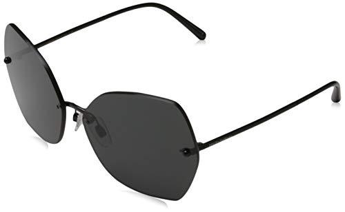 Dolce & Gabbana 0DG2204 Gafas de Sol, Black, 64 para Mujer