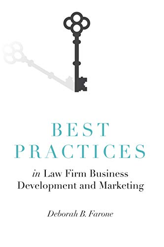 Best Practices in Law Firm Business Development and Marketing (English Edition)