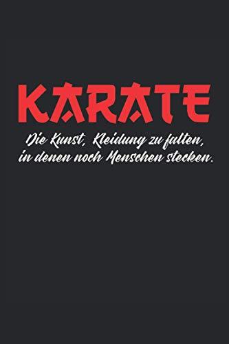 Karate die Kunst Kleidung zu falten...