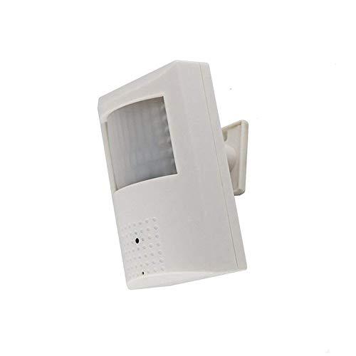 NightKing - Cámara de seguridad IP PoE de 5 MP para interior oculta, 5 MP 1920P (2592 x 1944), lente de agujero de 3,7 mm, P2P, ONVIF, vista de aplicación gratuita