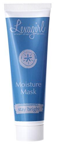 Anti-Pickel Feuchtigkeitsmaske mit Avocadoöl & Vitamin E gegen Pickel und unreine Haut | Gesichtsmaske gegen Mitesser und Hautunreinheiten für alle Hauttypen geeignet | Moisture Mask - 50ml