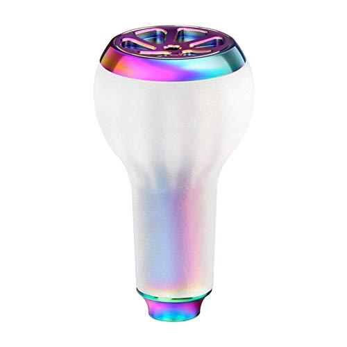 xldiannaojyb Tamble Tuning Knob 27mm para Uso, Mejor Agarre Debajo de Mojado (Color : Gorgeous)