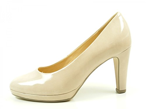 Gabor Gabor Fashion Damenschuhe 41.270.72 Damen Pumps Beige (Sand), EU 37