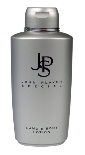 John Player Special Silver Hand & Body Lotion, 500 ml