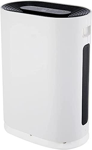 HXJZJ Deumidificatore per Uso Domestico Deumidificatore più Silenzioso Camera da Letto Assorbimento di umidità Asciugatrice Piccolo Seminterrato Smart Touchscreen Completo