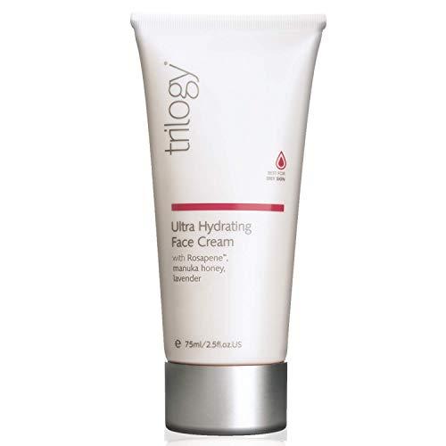 Trilogy Ultra Hydrating Face Cream, 2.5 Fl Oz