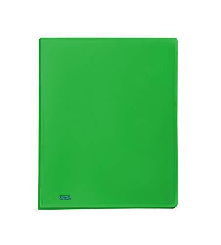 Favorit 100460299 Portalistino a 60 Buste, Verde, 22 x 30 cm