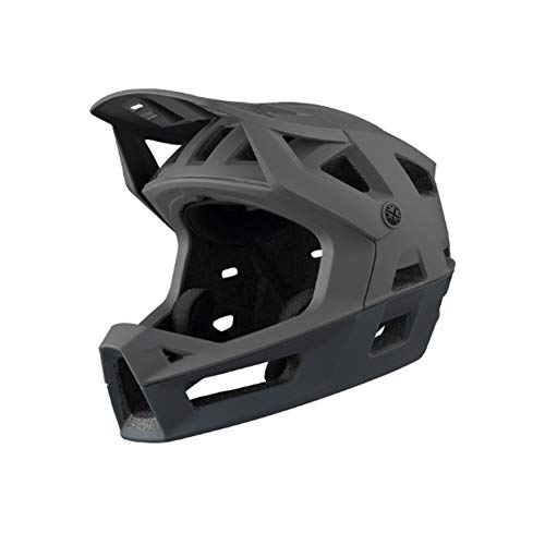 IXS Enduro MTB-Helm Trigger FF Oliv Gr. M/L
