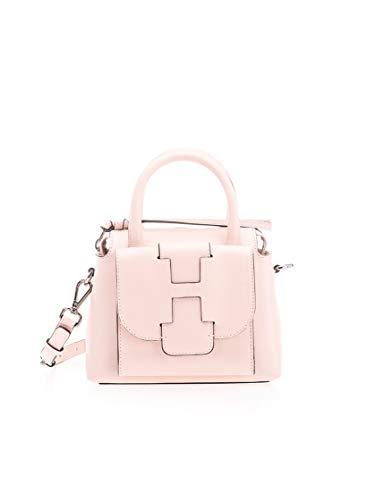 Hogan Luxury Fashion Donna KBW01BF0100J60M413 Rosa Pelle Borsa A Mano   Primavera-estate 20