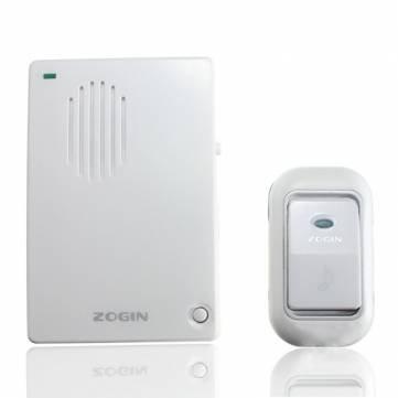 Zogin 16 canzoni campanello musica digitale Campanello di allarme di sicurezza domestica senza fili impermeabile