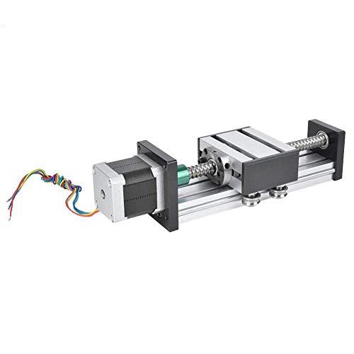 YO-TOKU Kogelomloop Linear Guide Rail Slide Stage Actuator 500mm Stroke + Nema23 57 stappenmotor for de doe-CNC Router Machine van het Malen Motors