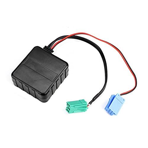 Impetuous Adaptadores Sockets Cable de Audio Auxiliar Ajuste Auxiliar for Accesorios for automóviles Bluetooth Fit for Renault Car.