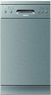 Edesa | Lavavajillas de libre | Modelo: EDW-4592 X | Ancho de 45 cm | lavavajillas 6 programas | Eficiencia Energética A++ | Acabado en INOX