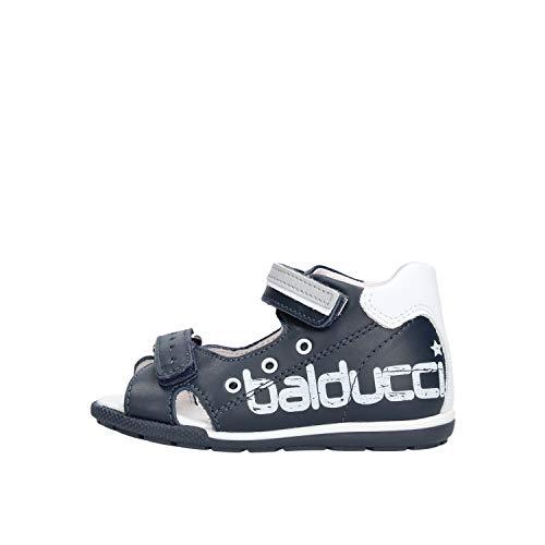 balducci - Sandalo da Bambino Blu in Pelle CITA2511