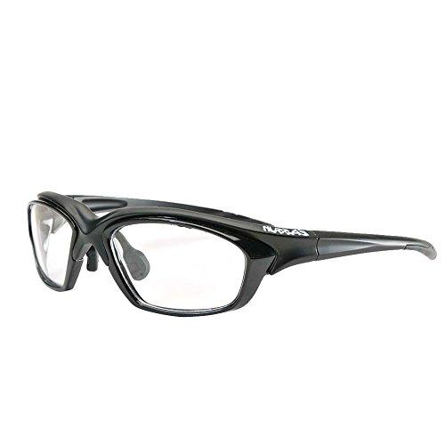 EASSUN RX Gafas De Sol, Unisex, Negro, S