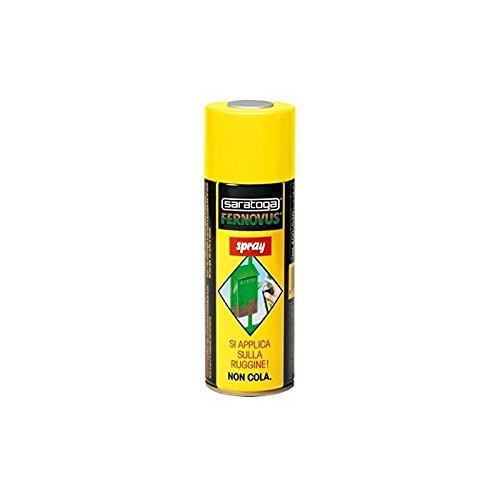 Fernovus Spray Antiruggine 400Ml Bianco Ghiaccio Brillante Saratoga