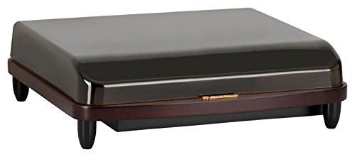 Roadstar TT-380BT-T–Platine avec Bluetooth, Bois