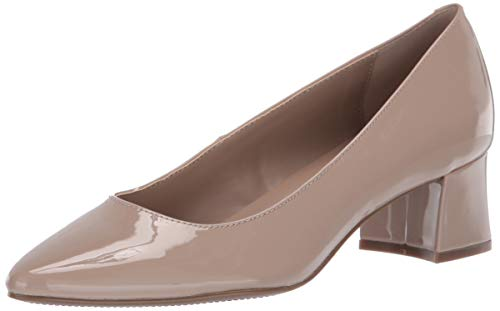 Bandolino Footwear Women's ALETH Pump, café Latte, 7.5
