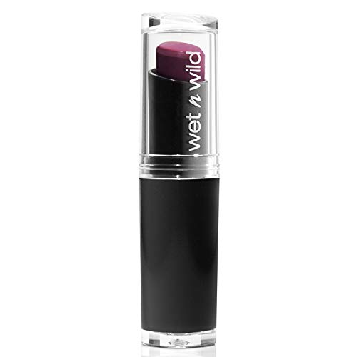 Wet n wild Megalast Lip Color, Sugar Plum Fairy, Brown, 3g