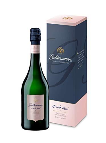 Geldermann Grand Rosé Sekt mit Geschenkverpackung (1 x 0.75 l)
