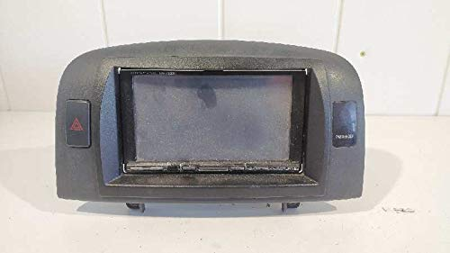 Sistema Audio/Radio Cd H Sonata (nf) ALPINE (usado) (id:dernp1450355)