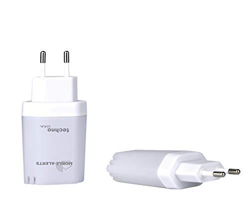 Technoline MA10870 Power Check Sensor zur Spannungsüberwachung, Zusatzsensor für das Mobile Alerts System