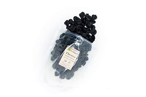 Bella Viva Orchards Organic Dried Cherries Sweet no Sugar Added 1 lb of Dried Fruit