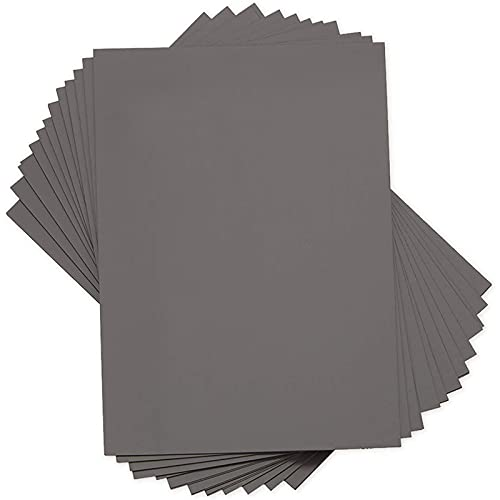Non-Adhesive Magnetic Sheets (5 x 7 in, 24 Pack)