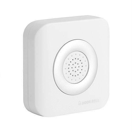 Timbres para puerta, timbre DC 12V con cable timbre timbre de puerta Timbre para el sistema de control de acceso a la oficina en el hogar