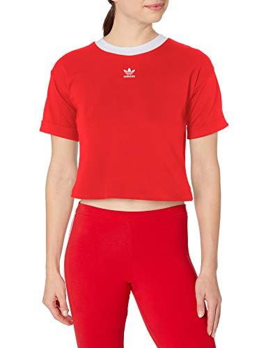 Adidas Originals - Camiseta corta para mujer