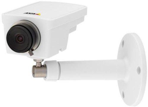 AXIS M1114 Netzwerkkamera, Farb, 6,4 mm (1/10.2 cm (4 Zoll)), CS-Halterung, Automatische Irisblende, 10/100, PoE