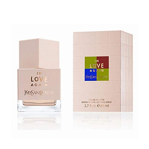 YSL In Love Again EDT Vapo 80 ml, 1er Pack (1 x 80 ml)