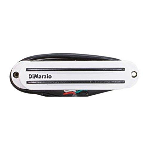 DiMarzio DP180W - Pastilla para guitarra eléctrica, color blanco