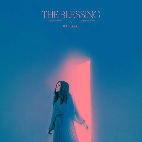 The Blessing (Live) Album Cover
