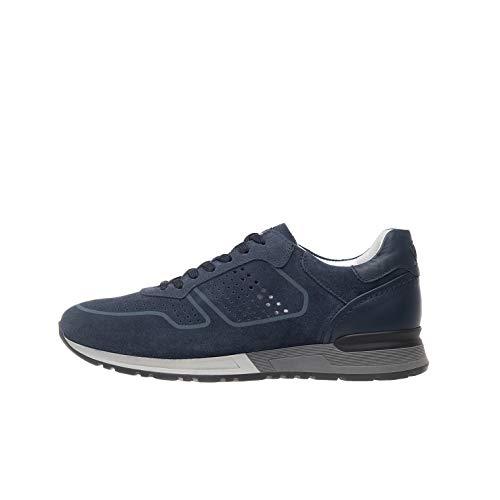 Nero Giardini P900832U Sneakers Uomo in Pelle E Camoscio - Incanto 41 EU