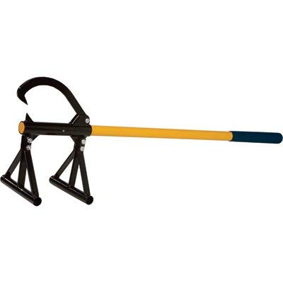 Roughneck Heavy-Duty Steel Core A-Frame Timberjack - 48in.L