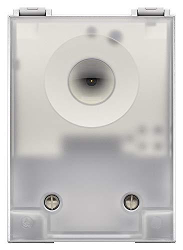 /All-In-One/ Up Double interrupteur s/érie avec /éclairage LED/ /Cadre encastr/é Utilisation s/érie G1/Blanc pur Couverture