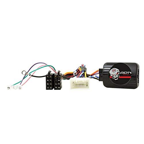 Interface Commande au volant MT8J compatible avec Mitsubishi ap13 Sans ampli JVC