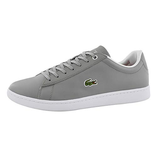 Lacoste Men's Hydez 119 1 P Fashion Sneaker Gry/Wht 11 Medium US